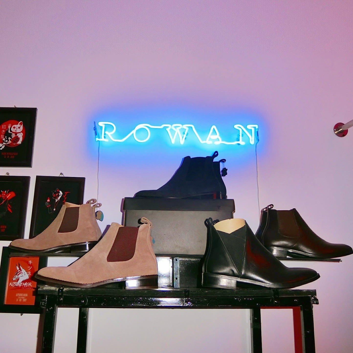 """Lý giải sức hút của những đôi boots da """"thần thánh"""" tại Rowan - Ảnh 3."""