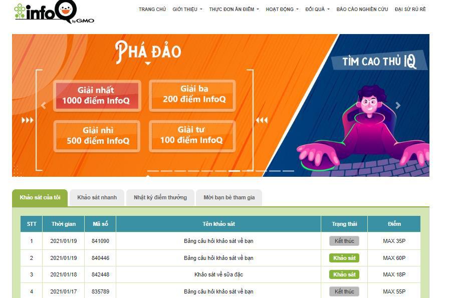 Khám phá về cộng đồng khảo sát trực tuyến InfoQ.vn - Ảnh 3.