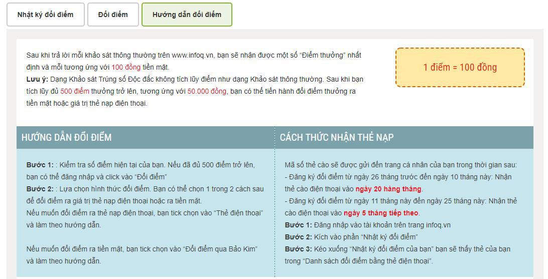Khám phá về cộng đồng khảo sát trực tuyến InfoQ.vn - Ảnh 4.