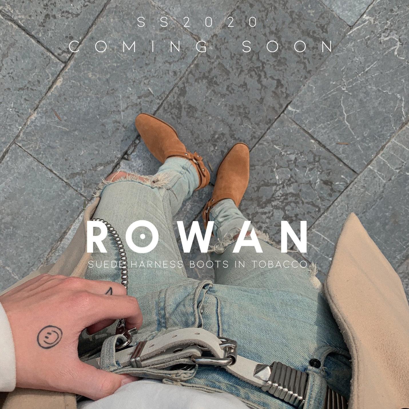 """Lý giải sức hút của những đôi boots da """"thần thánh"""" tại Rowan - Ảnh 5."""