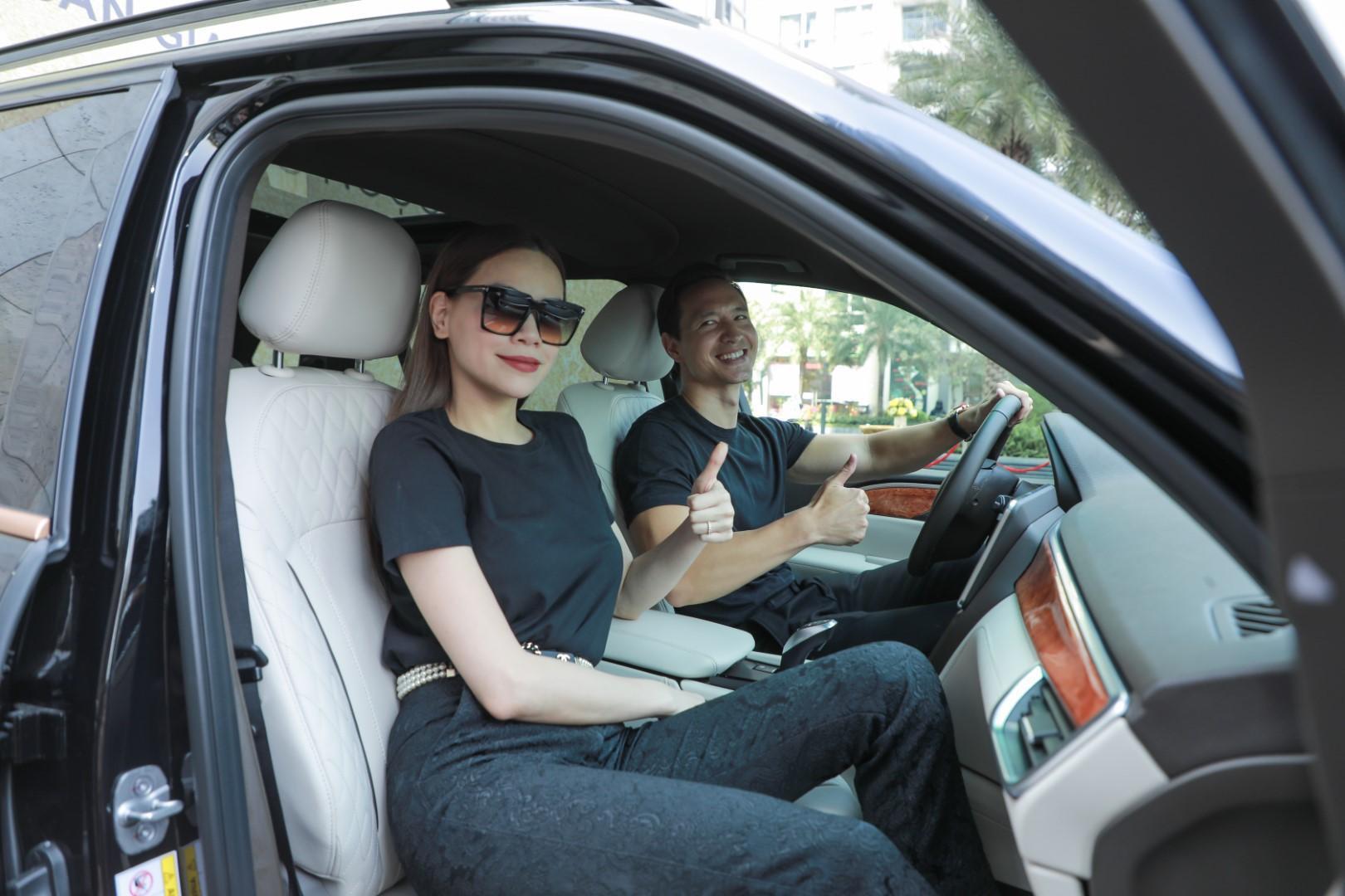 Hà Hồ và Kim Lý tiếp tục ủng hộ thương hiệu Việt khi sở hữu thêm VinFast President - Ảnh 5.