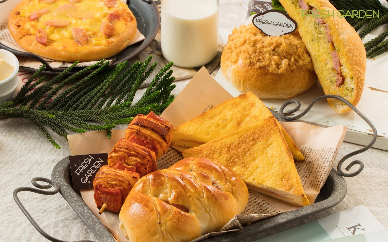 Thử ngay 5 hương vị hấp dẫn tại hệ thống bánh Fresh Garden  - Ảnh 6.