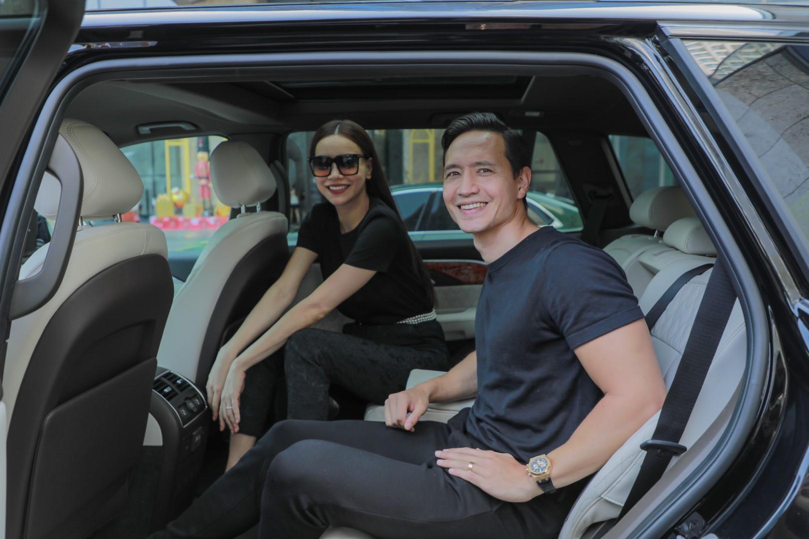 Hà Hồ và Kim Lý tiếp tục ủng hộ thương hiệu Việt khi sở hữu thêm VinFast President - Ảnh 6.