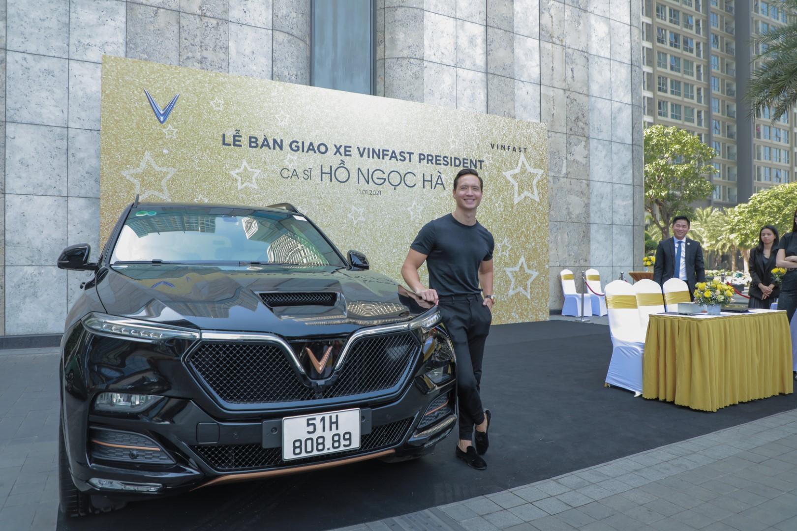 Hà Hồ và Kim Lý tiếp tục ủng hộ thương hiệu Việt khi sở hữu thêm VinFast President - Ảnh 7.