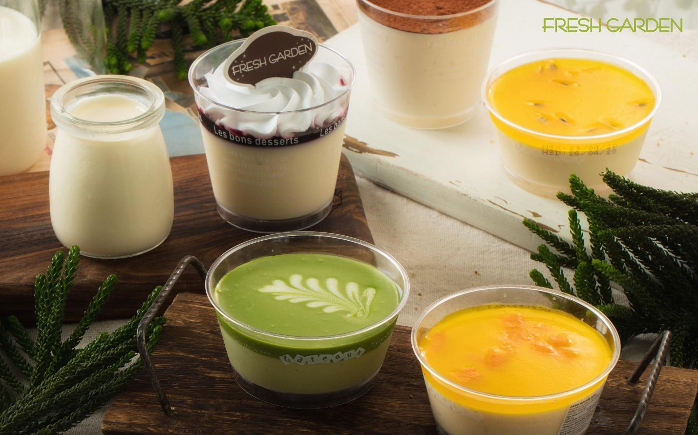 Thử ngay 5 hương vị hấp dẫn tại hệ thống bánh Fresh Garden  - Ảnh 10.