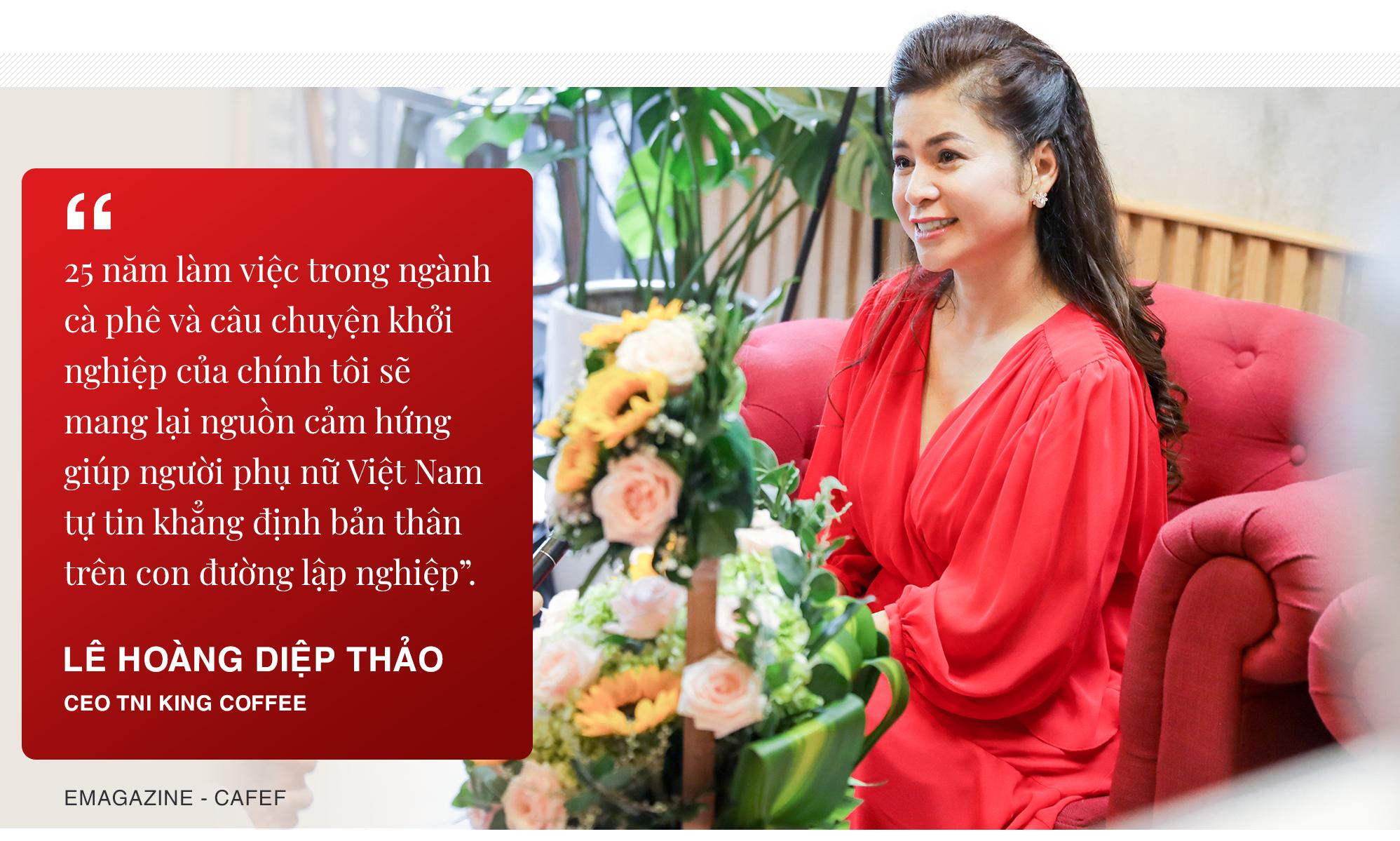 Nữ doanh nhân Lê Hoàng Diệp Thảo: Tạo nguồn cảm hứng cho phụ nữ trên con đường lập nghiệp - Ảnh 8.