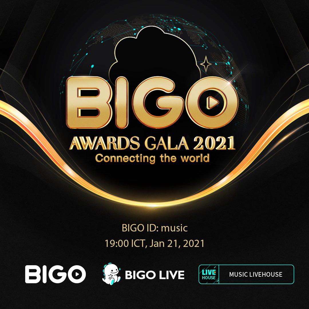 Bigo Gala 2021 - Nơi vinh danh hàng chục thần tượng mới trên khắp thế giới - Ảnh 1.