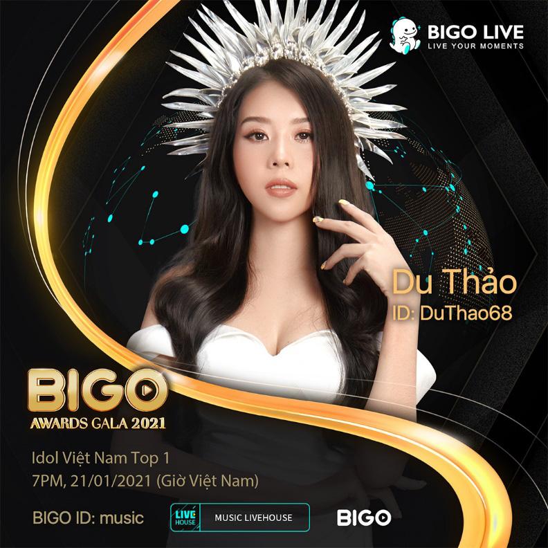 Bigo Gala 2021 - Nơi vinh danh hàng chục thần tượng mới trên khắp thế giới - Ảnh 2.