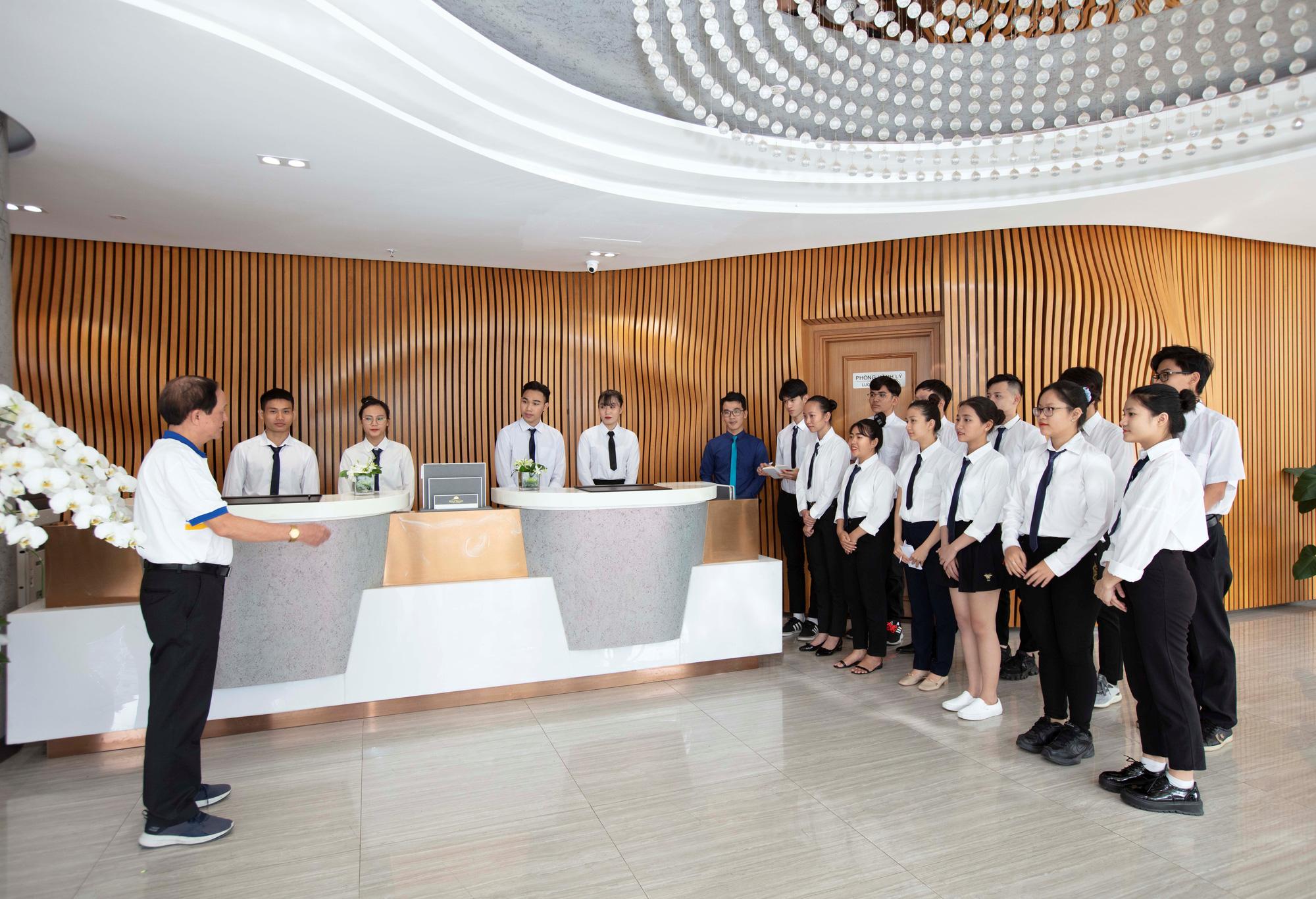 Xét tuyển ngành Quản trị khách sạn dành cho mọi trình độ, mọi đối tượng - Ảnh 1.