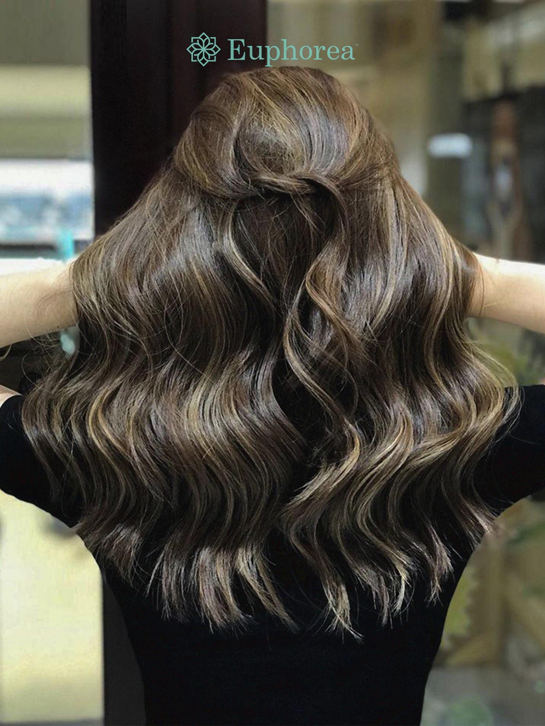 Top 5 kiểu tóc nhuộm khiến bao chị em say mê Tết 2021 - Ảnh 2.