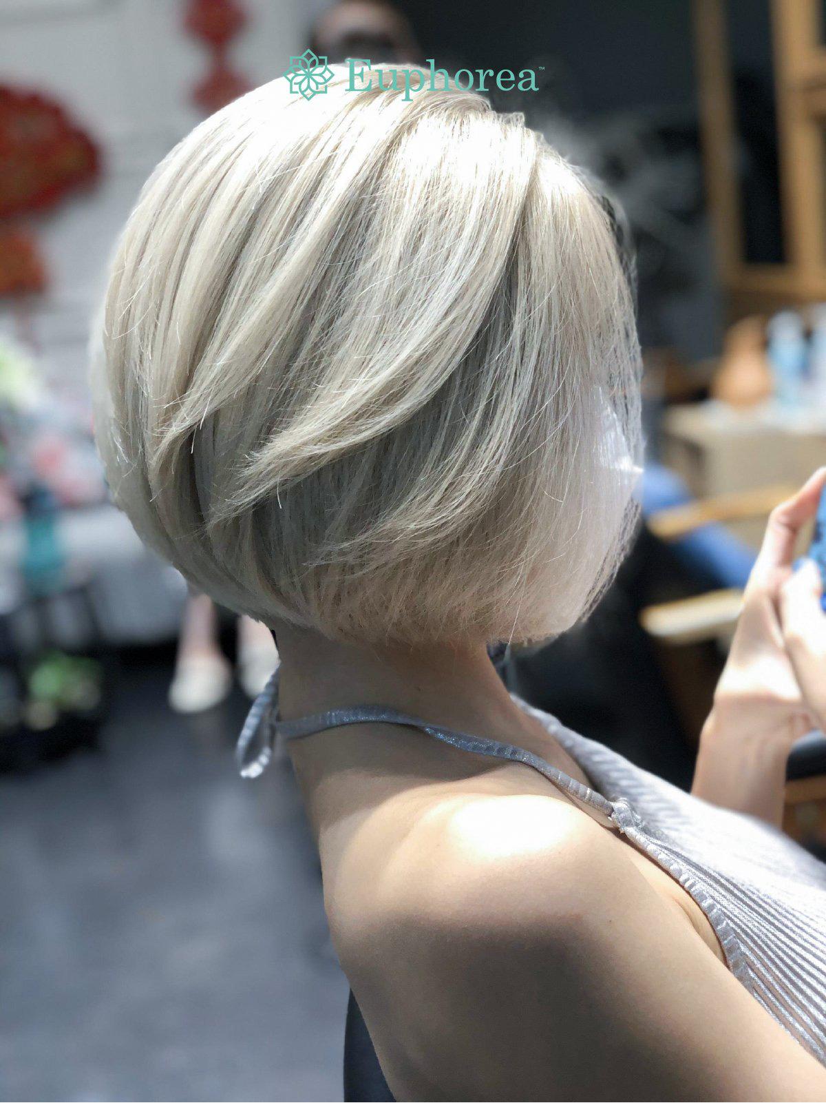 Top 5 kiểu tóc nhuộm khiến bao chị em say mê Tết 2021 - Ảnh 3.