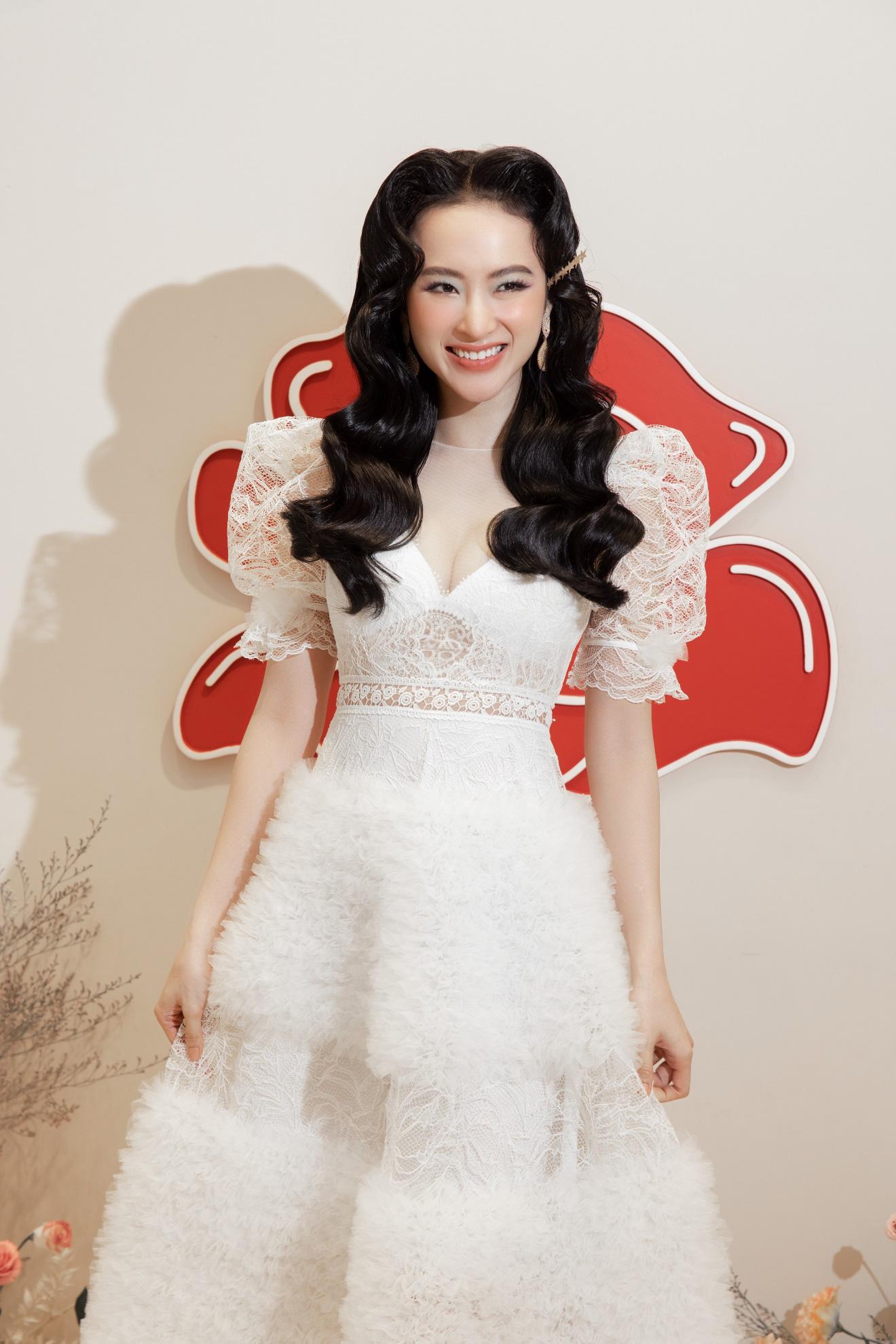 Angela Phương Trinh chính thức trở thành đại sứ thương hiệu thời trang Cindy C. - Ảnh 4.