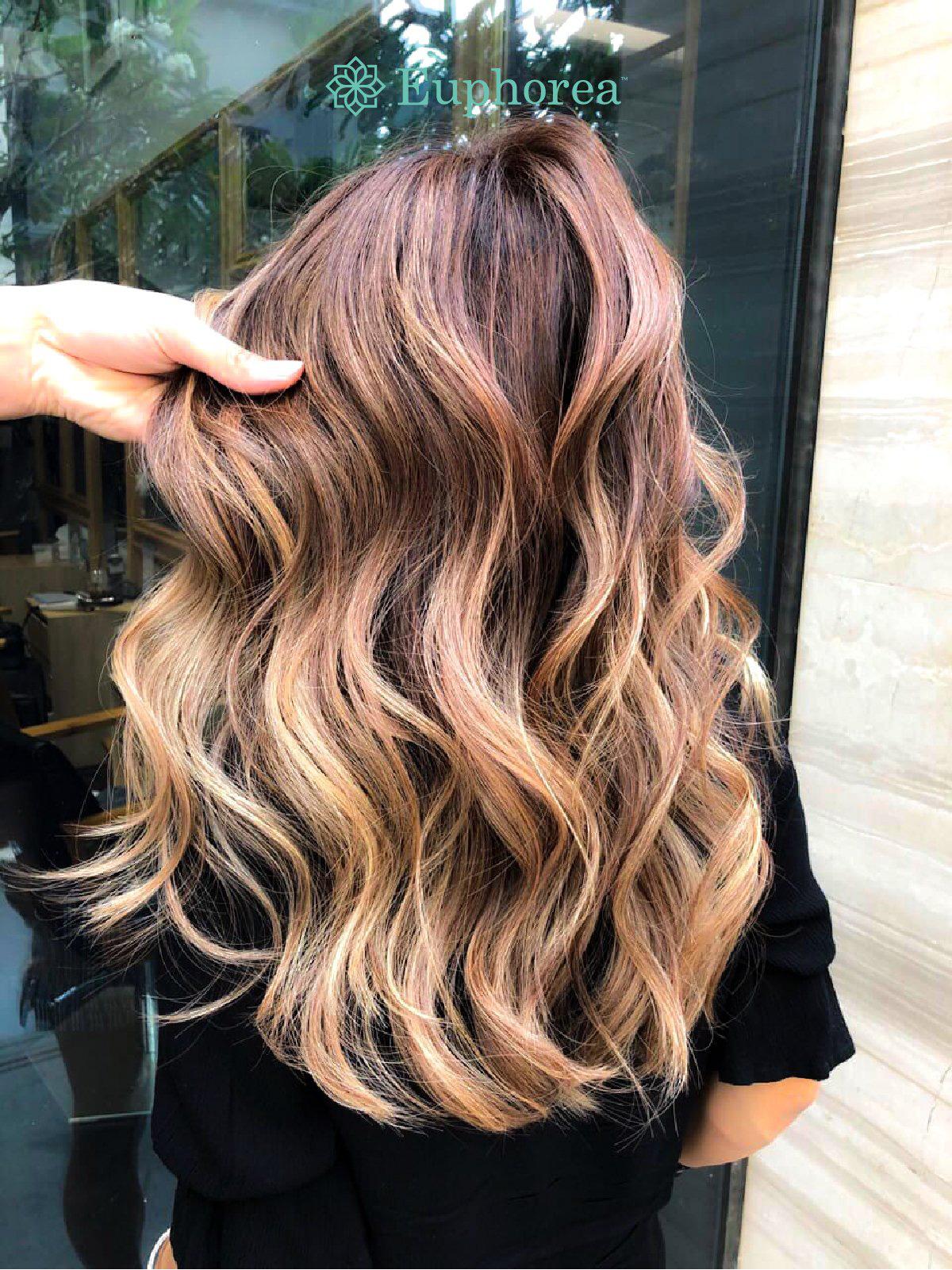 Top 5 kiểu tóc nhuộm khiến bao chị em say mê Tết 2021 - Ảnh 5.