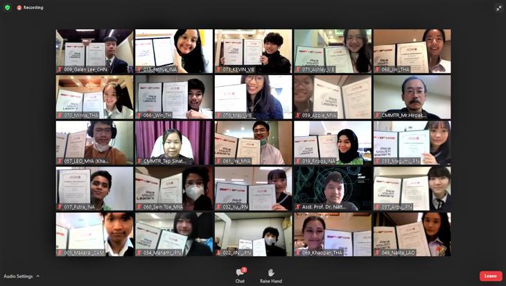 77 nhà lãnh đạo trẻ châu Á đi tìm giải pháp giáo dục bền vững trong trạng thái bình thường mới - Ảnh 5.