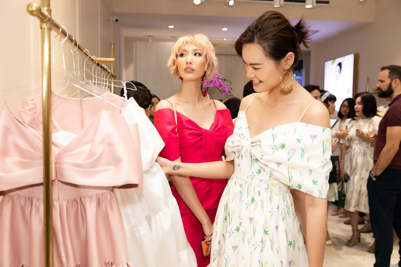 Angela Phương Trinh chính thức trở thành đại sứ thương hiệu thời trang Cindy C. - Ảnh 6.