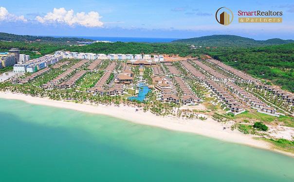 """SmartRealtors độc quyền phân phối biệt thự """"làng biển"""" New World Phu Quoc Resort - Ảnh 1."""