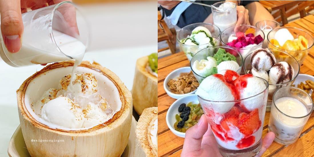 Xuất hiện kem dừa trân châu cốt dừa tạo trend rần rần đầu năm 2021 - Ảnh 1.