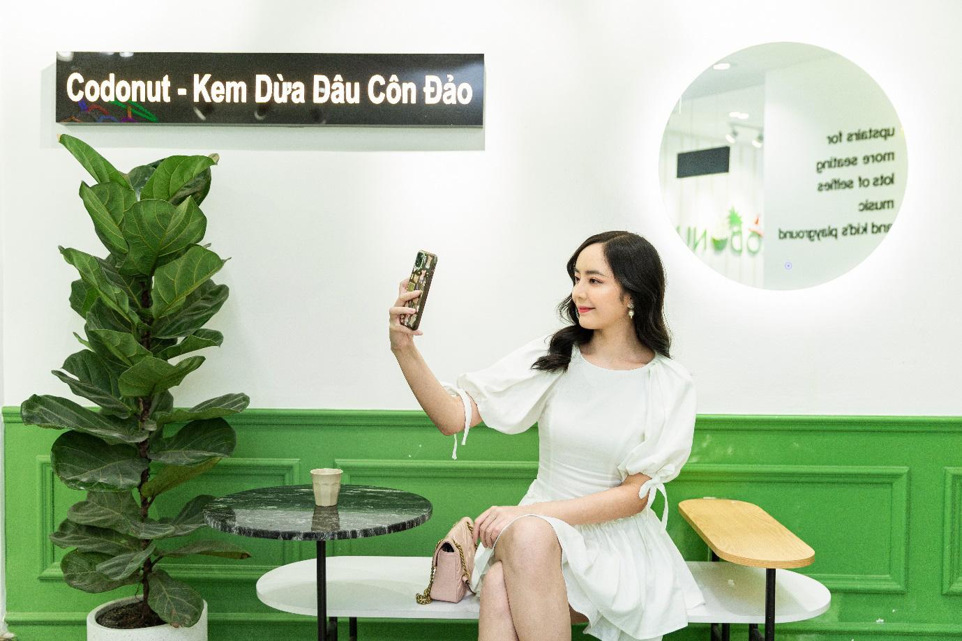 Xuất hiện kem dừa trân châu cốt dừa tạo trend rần rần đầu năm 2021 - Ảnh 5.