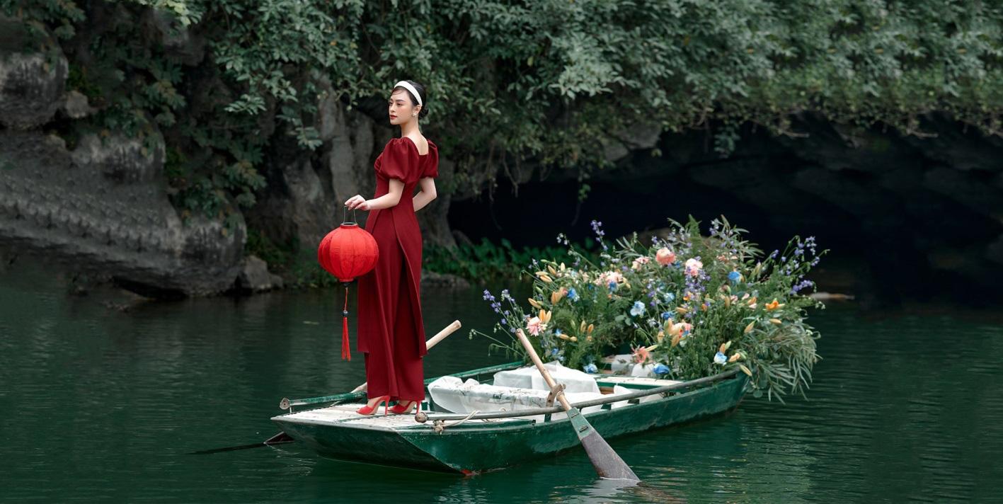 Thương hiệu thời trang Zyms House - Nét đẹp áo dài truyền thống Việt Nam - Ảnh 1.