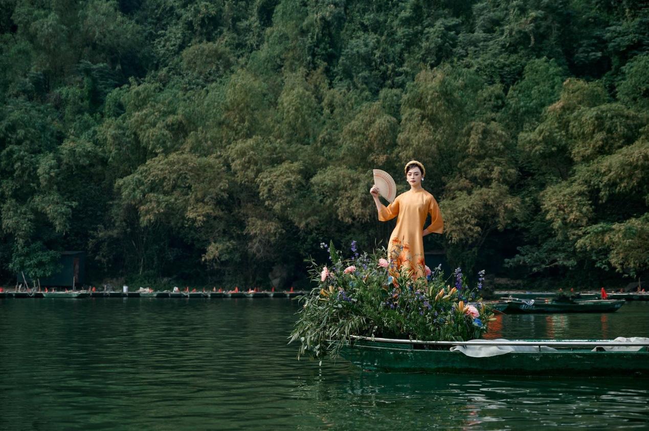 Thương hiệu thời trang Zyms House - Nét đẹp áo dài truyền thống Việt Nam - Ảnh 2.