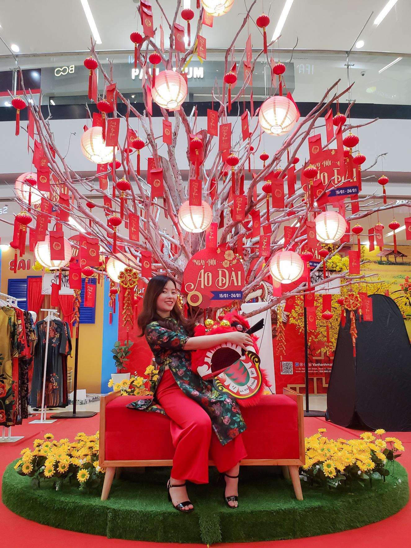 Khai phá xuân 2021 mừng Vạn Hạnh Mall tròn 3 - Ai cũng có quà - Ảnh 5.