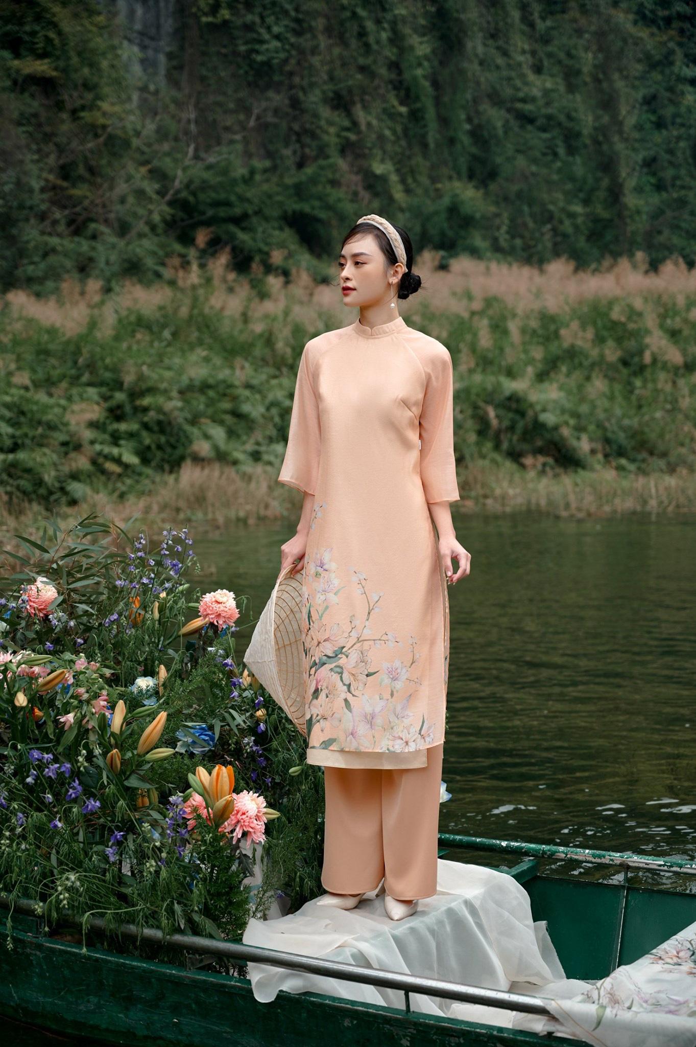 Thương hiệu thời trang Zyms House - Nét đẹp áo dài truyền thống Việt Nam - Ảnh 3.