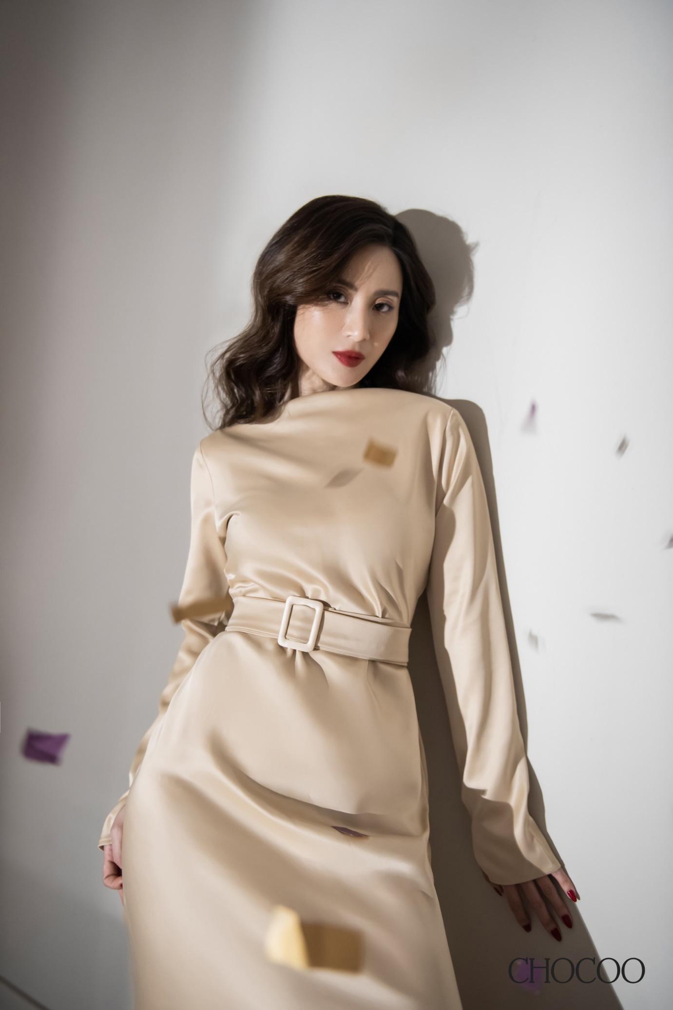 Brand thời trang nữ mang đậm chất riêng CHOCOO: Phong cách mới lạ, kiểu dáng độc đáo, hội chị em chắc chắn sẽ phát mê - Ảnh 4.