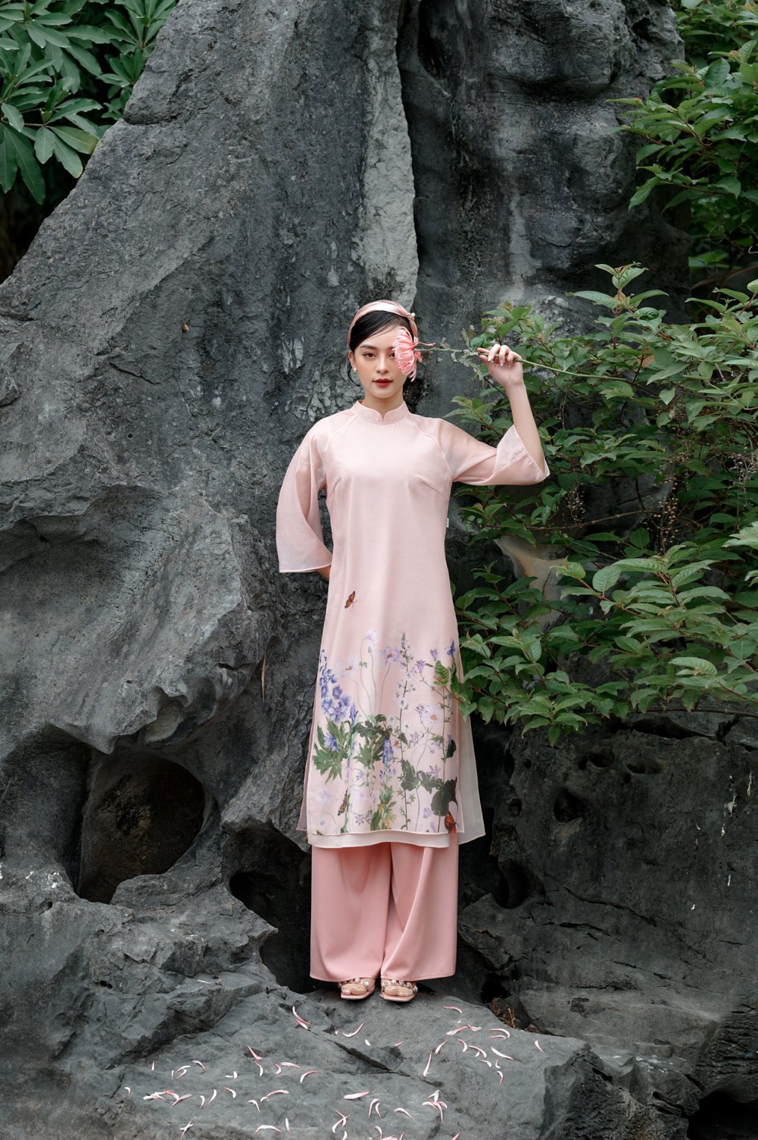 Thương hiệu thời trang Zyms House - Nét đẹp áo dài truyền thống Việt Nam - Ảnh 4.