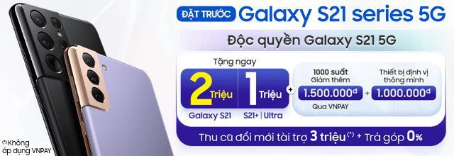 Galaxy S21 series - smartphone giúp giới trẻ thể hiện cá tính và thông điệp bản thân trong năm 2021 - ảnh 5