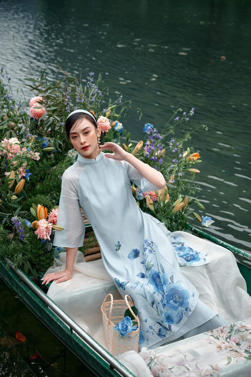 Thương hiệu thời trang Zyms House - Nét đẹp áo dài truyền thống Việt Nam - Ảnh 5.