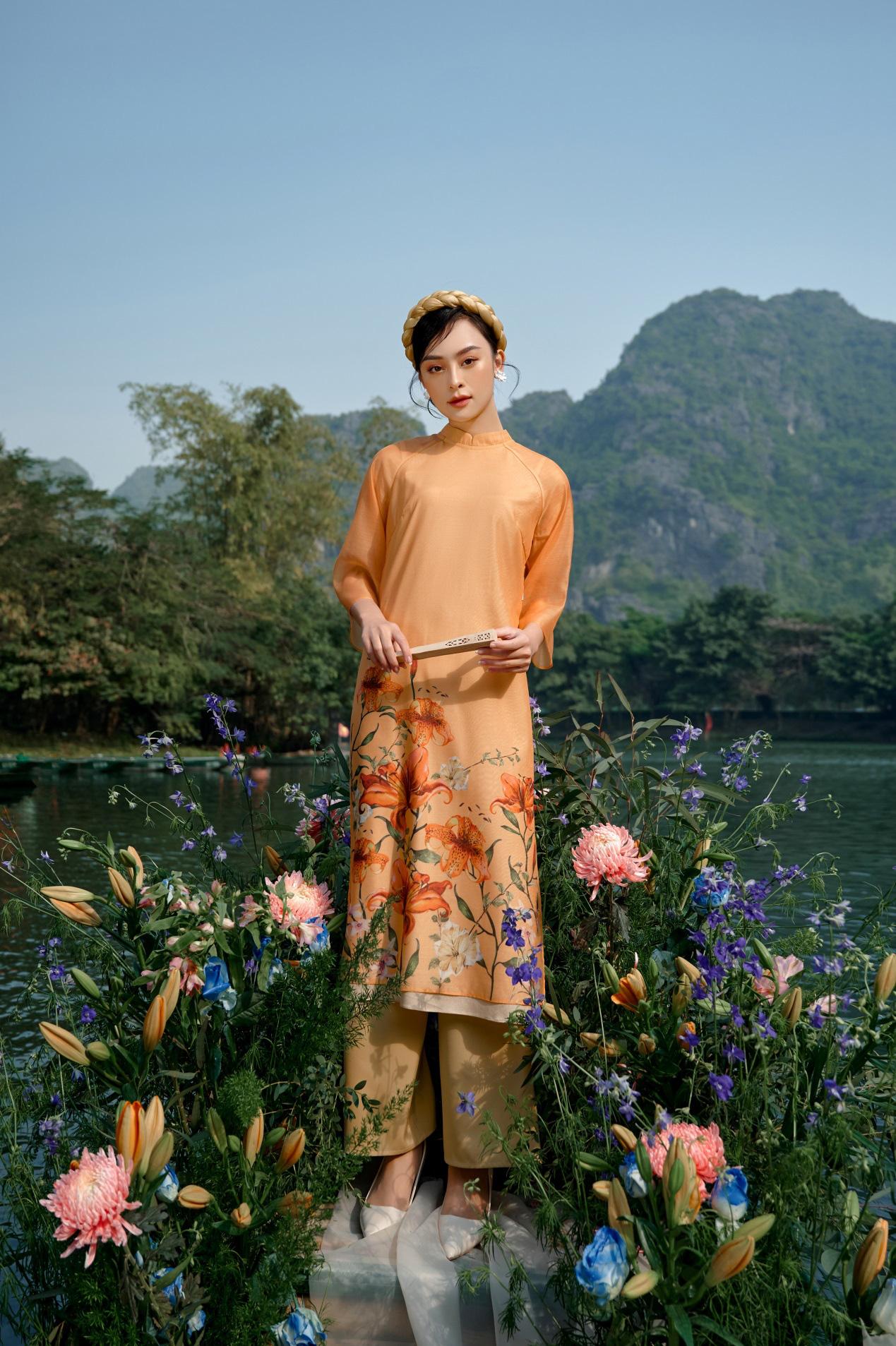 Thương hiệu thời trang Zyms House - Nét đẹp áo dài truyền thống Việt Nam - Ảnh 7.