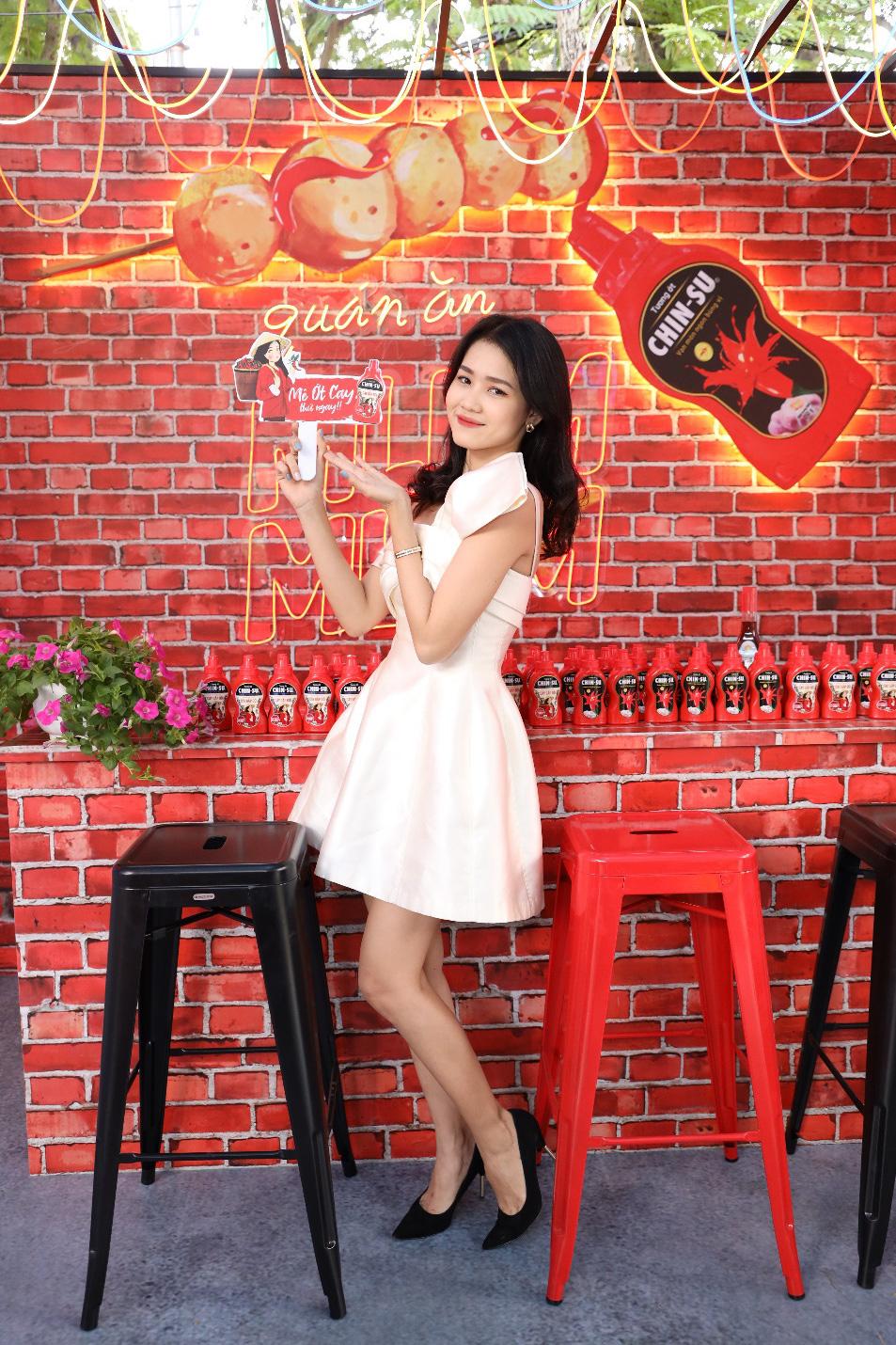 Giới trẻ rần rần check-in gian hàng Tết của CHIN-SU tại Lễ Hội Tết Việt 2021 - Ảnh 4.
