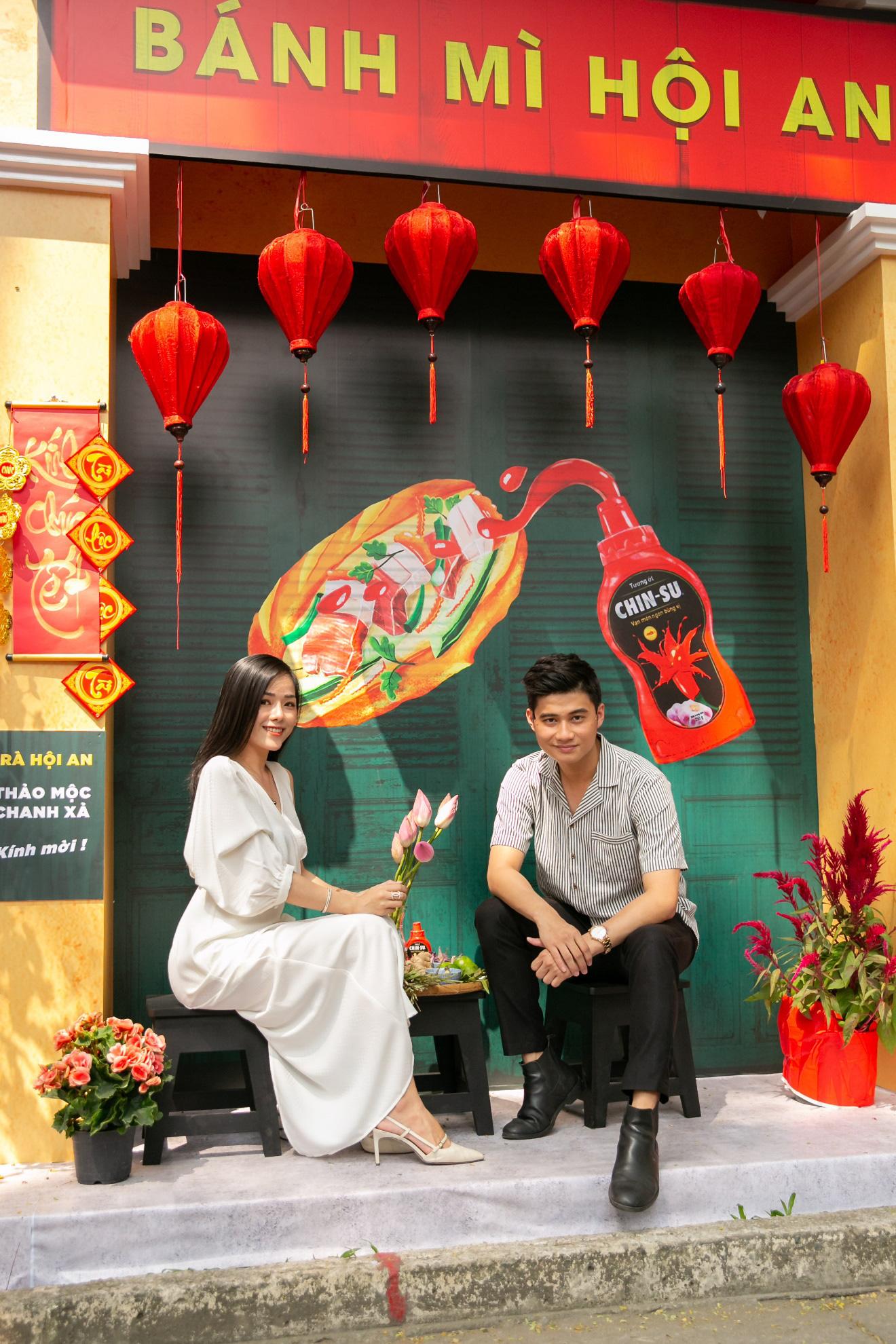 Giới trẻ rần rần check-in gian hàng Tết của CHIN-SU tại Lễ Hội Tết Việt 2021 - Ảnh 2.