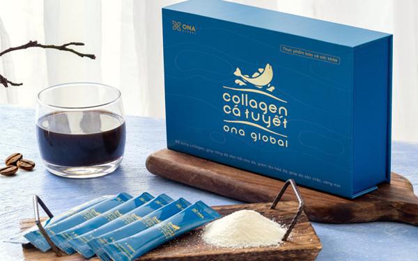 """Review từ A - Z về TPBVSK Collagen Cá Tuyết ONA Global """"nổi đình đám"""" có đáng để đầu tư? - Ảnh 1."""
