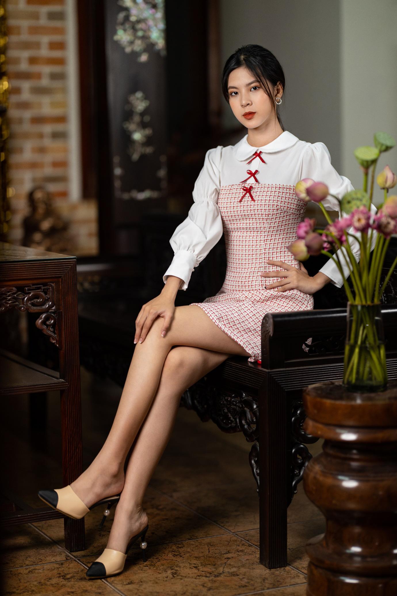 Gợi ý 8 mẫu váy đỏ đẹp cực phẩm, biến nàng trở thành tiêu điểm từ tiệc tất niên cho tới buổi du xuân đầu năm - Ảnh 6.