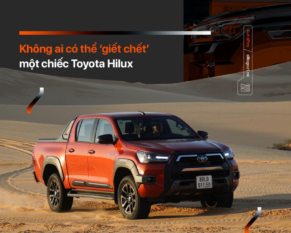 Toyota Hilux mới - Khi 'giá trị cốt lõi' khoác áo mới - Ảnh 2.