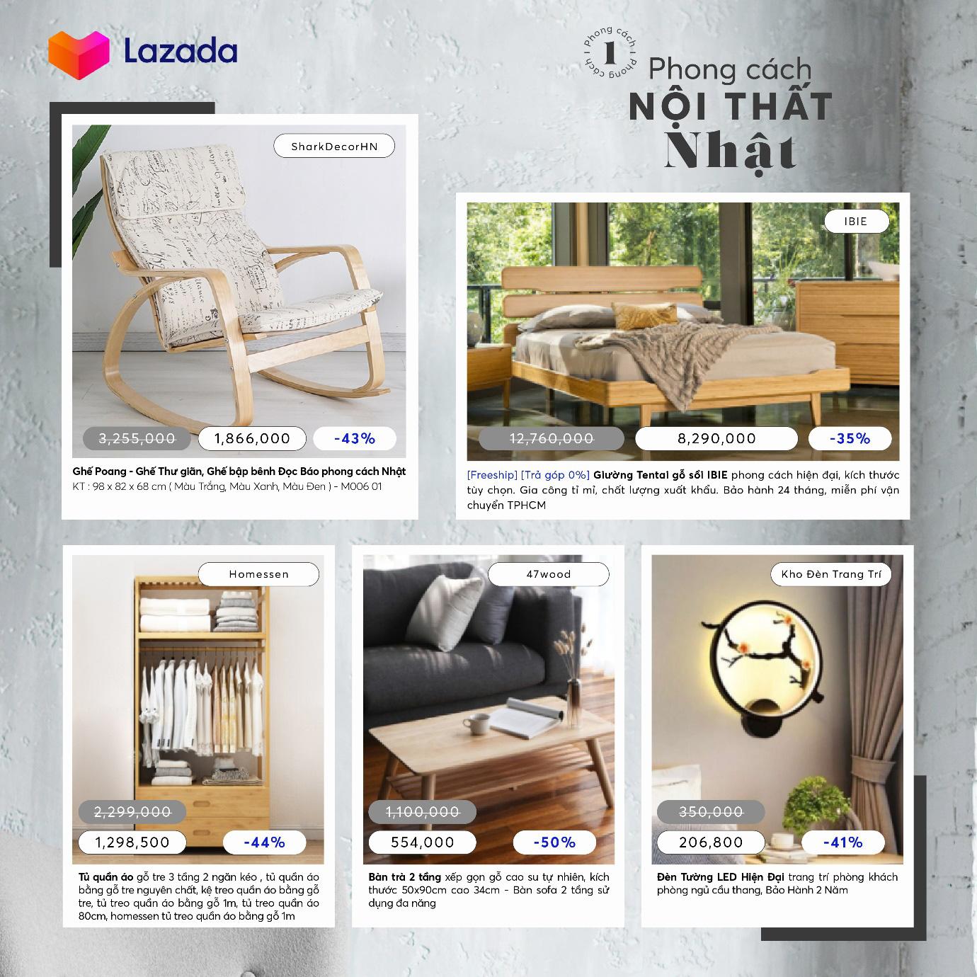 6 phong cách decor nhà cửa đón Tết và loạt đồ nội thất sale đẫm không thể bỏ qua - Ảnh 1.