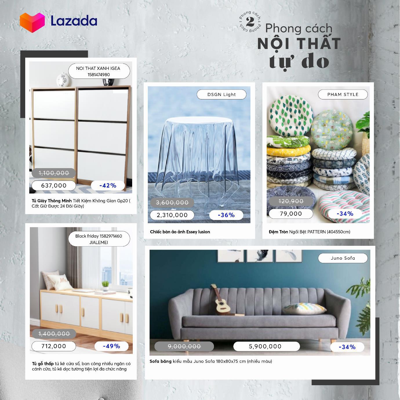 6 phong cách decor nhà cửa đón Tết và loạt đồ nội thất sale đẫm không thể bỏ qua - Ảnh 2.