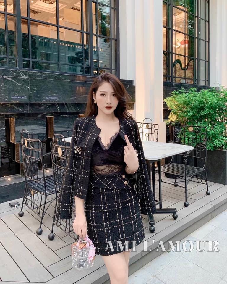 Ami Lamour - Sự lựa chọn yêu thích của các quý cô công sở - Ảnh 1.