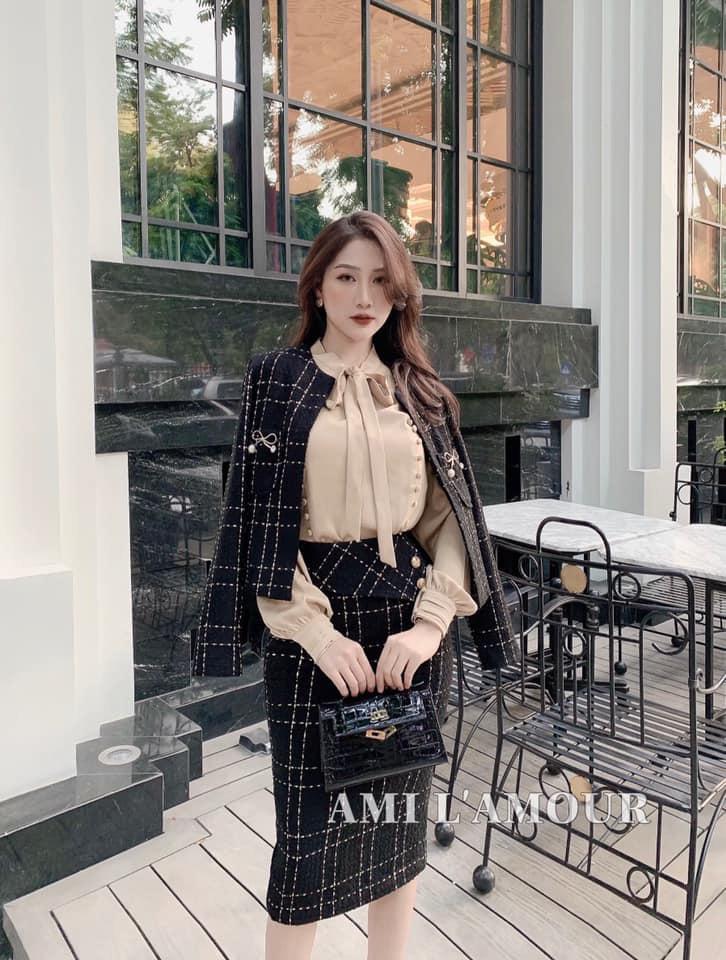 Ami Lamour - Sự lựa chọn yêu thích của các quý cô công sở - Ảnh 2.