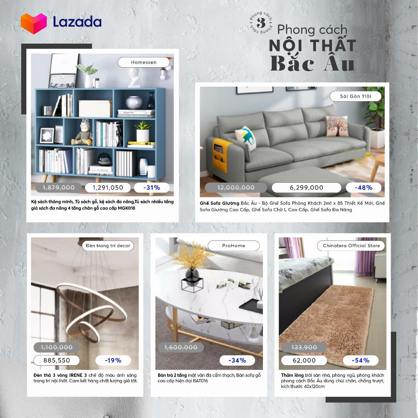 6 phong cách decor nhà cửa đón Tết và loạt đồ nội thất sale đẫm không thể bỏ qua - Ảnh 3.