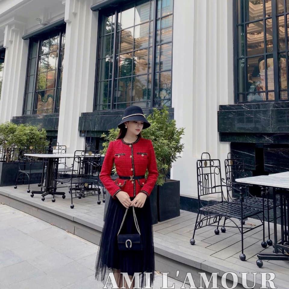 Ami Lamour - Sự lựa chọn yêu thích của các quý cô công sở - Ảnh 3.