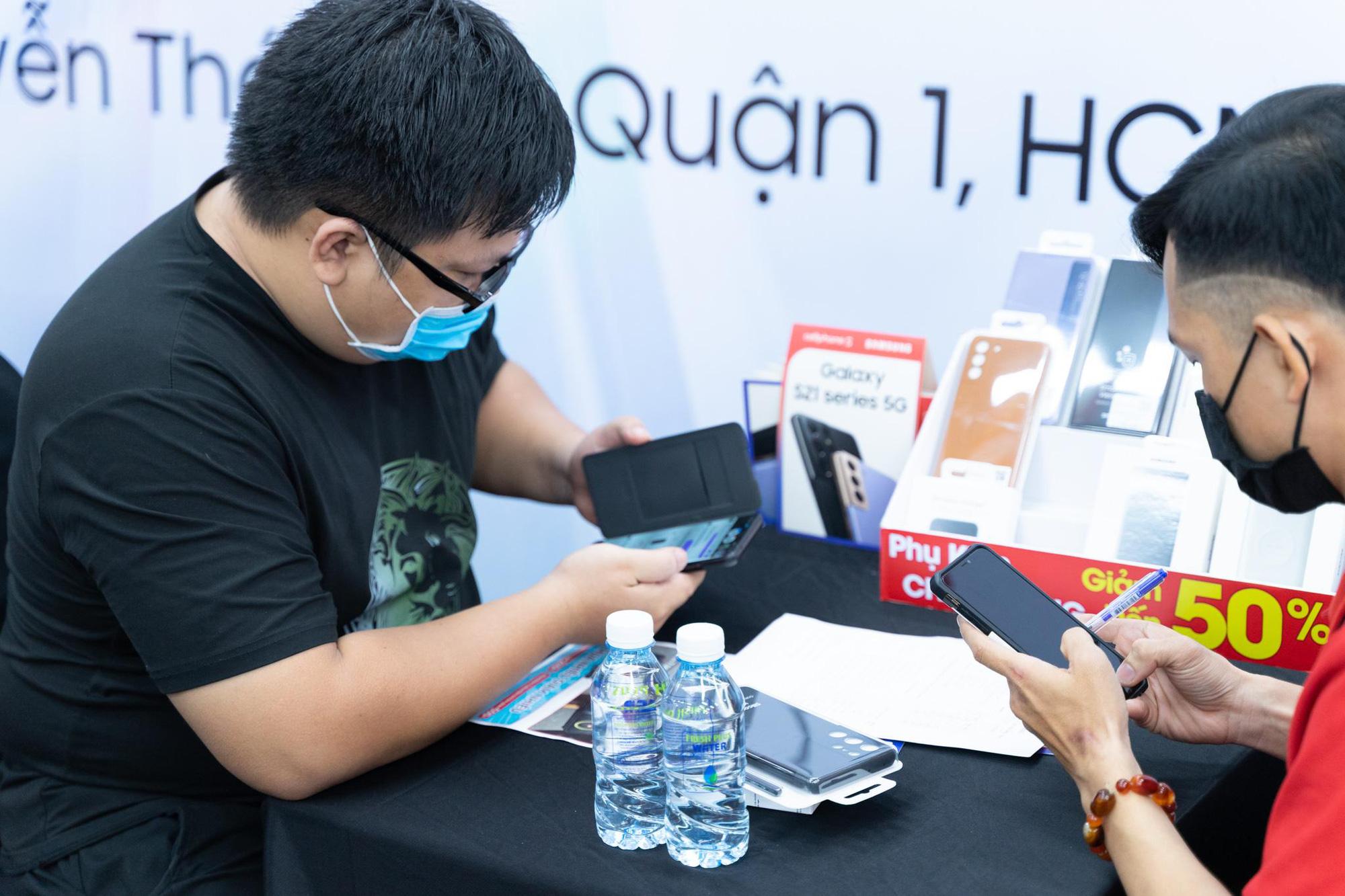 Trở thành nơi mở bán Galaxy S21 đầu tiên trên thế giới: Người dùng Việt Nam đang được Samsung ưu ái hết mực - Ảnh 3.