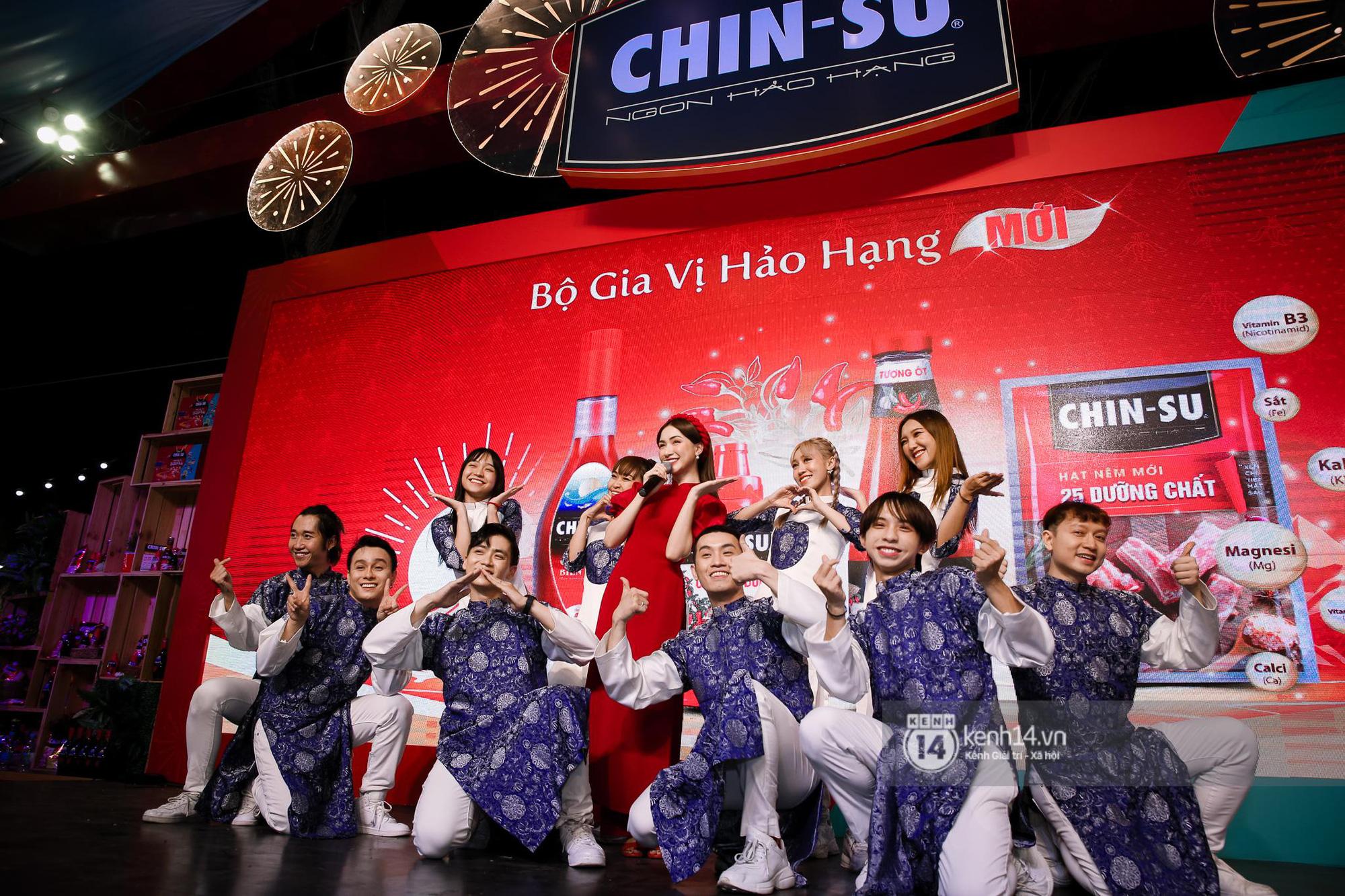 Fan Hòa Minzy bơi hết vào đây, xem idol đột kích Lễ hội Tết Việt và ngàn trải nghiệm wow chưa từng có! - Ảnh 3.