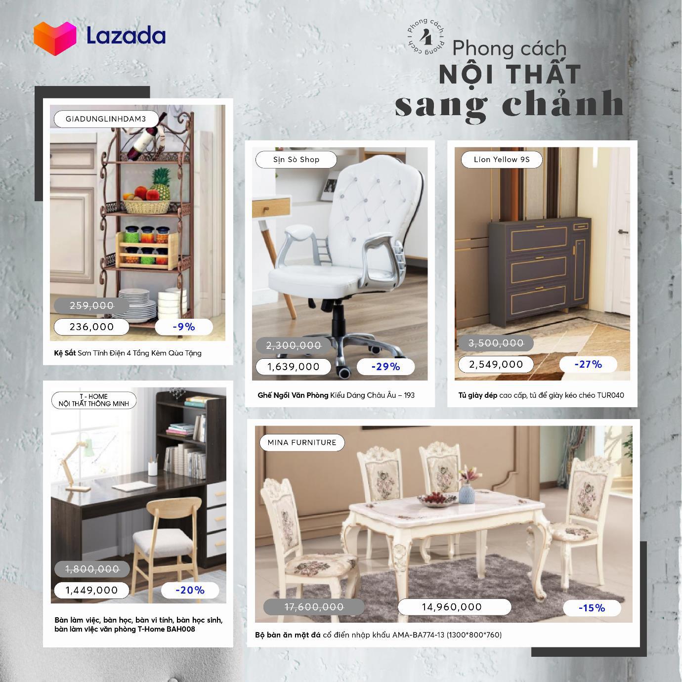 6 phong cách decor nhà cửa đón Tết và loạt đồ nội thất sale đẫm không thể bỏ qua - Ảnh 4.