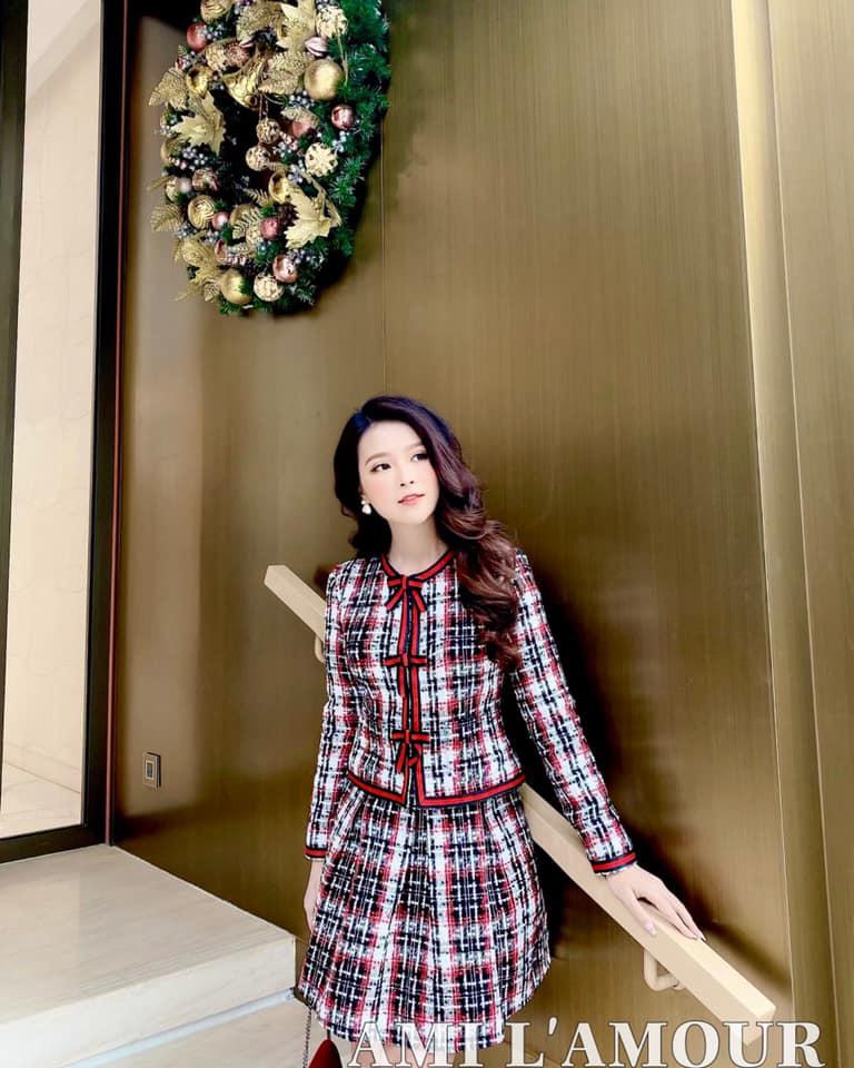 Ami Lamour - Sự lựa chọn yêu thích của các quý cô công sở - Ảnh 4.