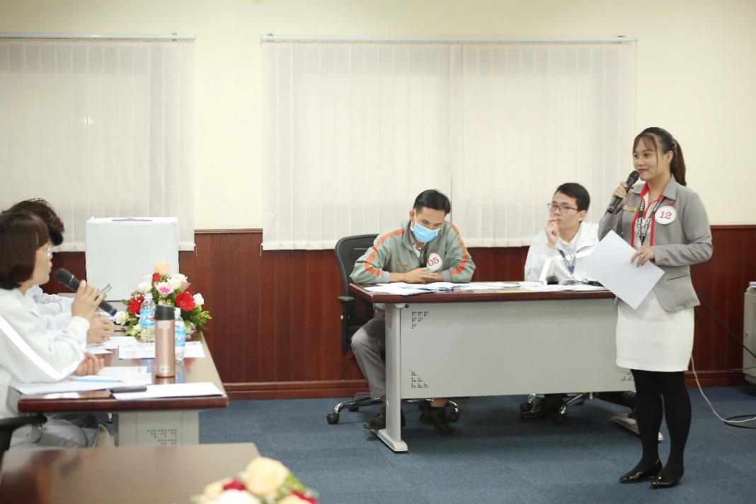 Honda Việt Nam tổ chức vòng chung kết Hội thi kỹ thuật viên dịch vụ và nhân viên phụ tùng xuất sắc 2020 - Ảnh 4.