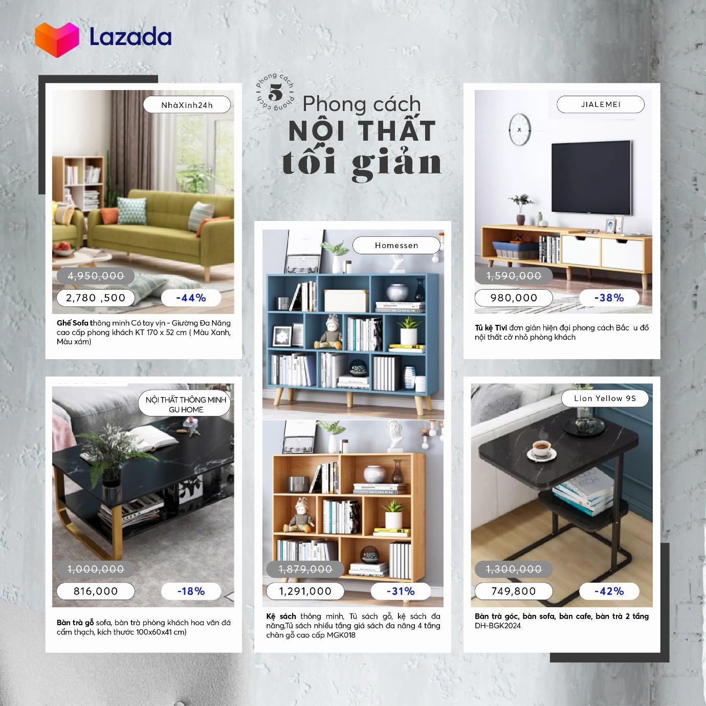 6 phong cách decor nhà cửa đón Tết và loạt đồ nội thất sale đẫm không thể bỏ qua - Ảnh 5.