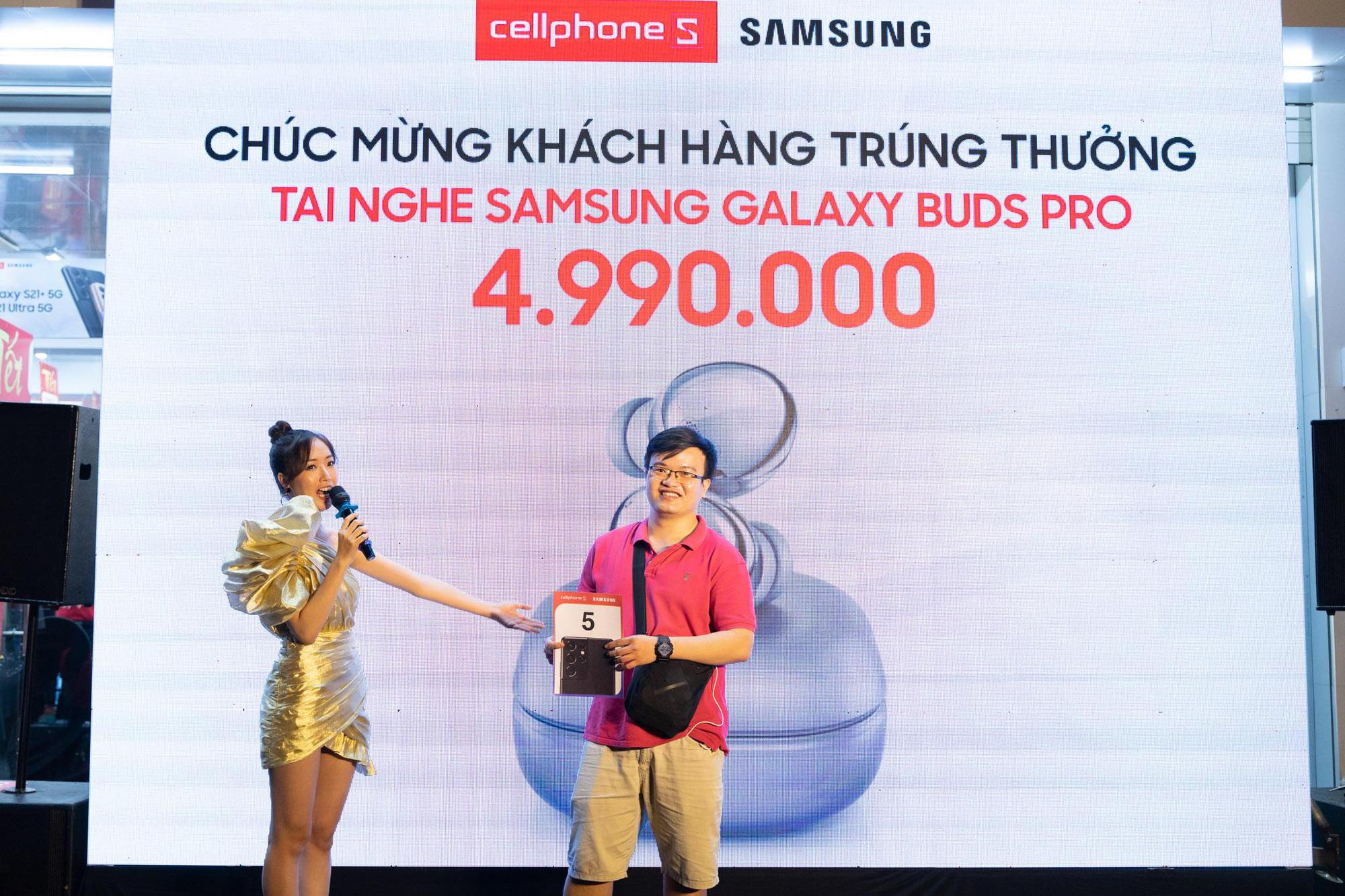 Trở thành nơi mở bán Galaxy S21 đầu tiên trên thế giới: Người dùng Việt Nam đang được Samsung ưu ái hết mực - Ảnh 5.