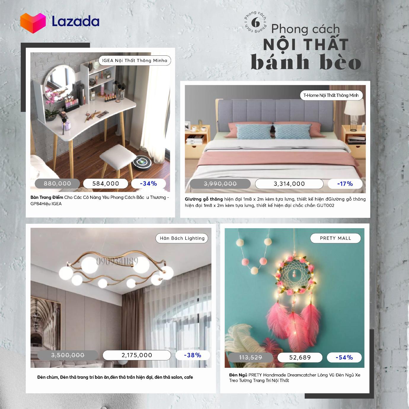 6 phong cách decor nhà cửa đón Tết và loạt đồ nội thất sale đẫm không thể bỏ qua - Ảnh 6.